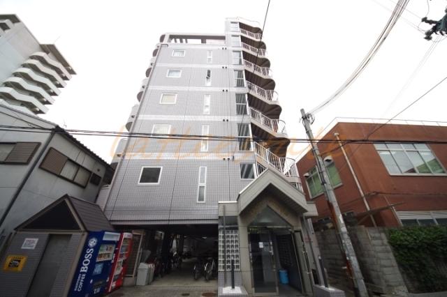大阪市城東区野江1丁目の賃貸マンションの外観