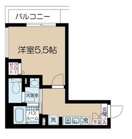 フェリーチェ雑色 302号室