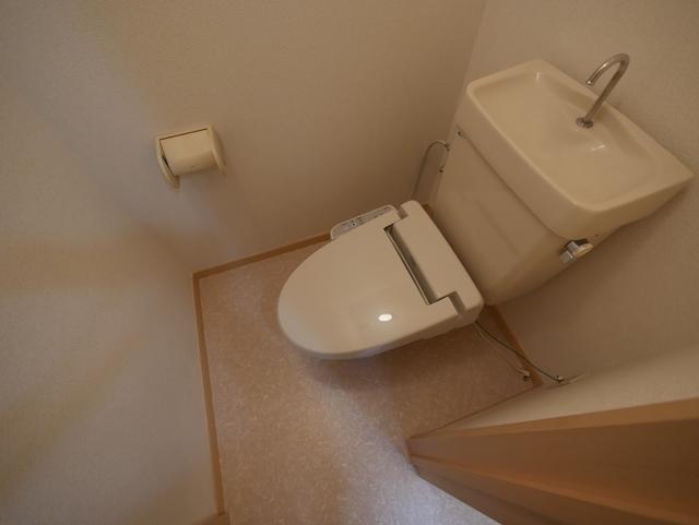 ハイム相武台トイレ