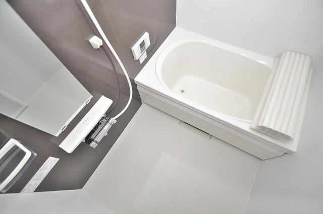 シャーメゾンプランタン 広めのお風呂は一日の疲れを癒してくれます