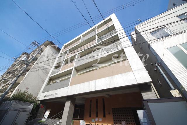 大阪市鶴見区放出東3丁目の賃貸マンションの外観