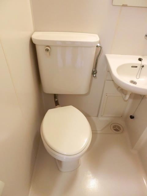 柳原ハイツトイレ