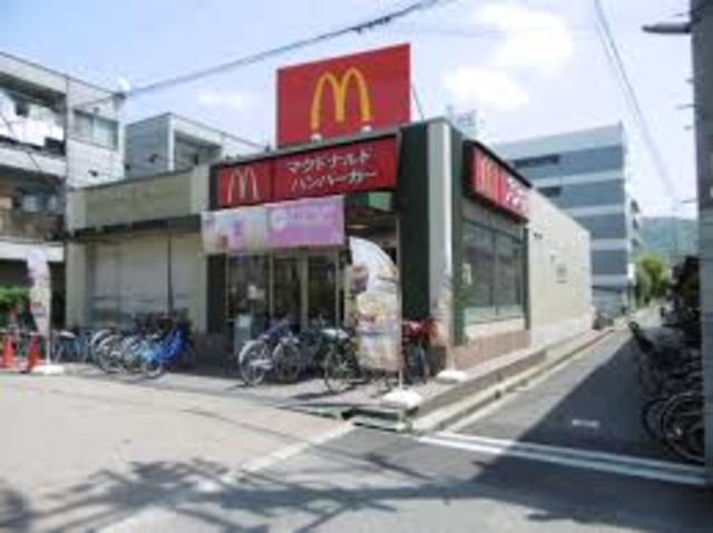ハイツ笹 マクドナルド近鉄東花園駅前店