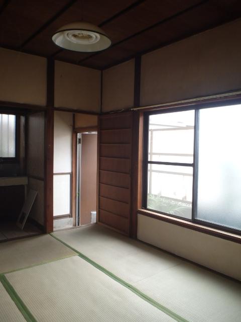 武田アパート内装