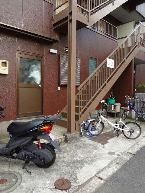 和田町駅 徒歩2分エントランス