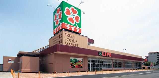 パレスハイツ ライフ太平寺店