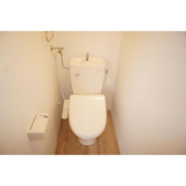 グランメールN21元町トイレ