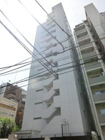 パークハビオ西新宿の外観