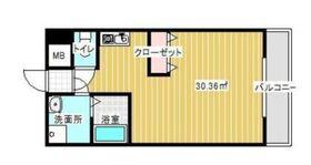 リベール・エム二俣川3階Fの間取り画像