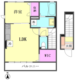 ソフィアコートB 202号室