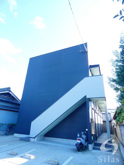 ヴィレッタ若江岩田の外観