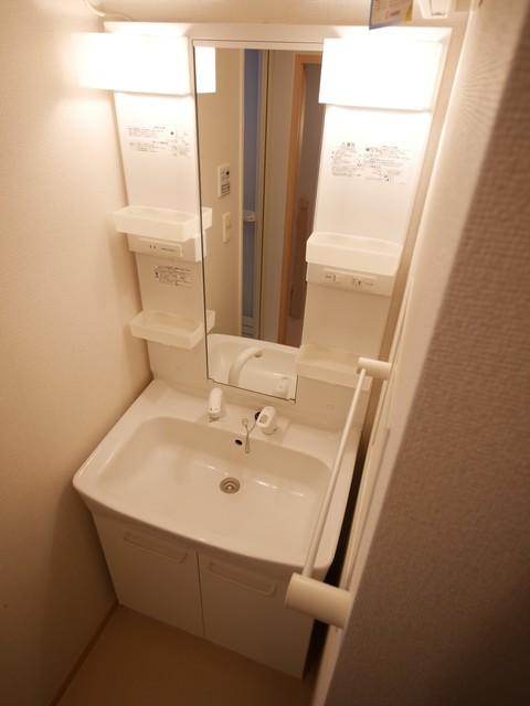 ベリーリーフ洗面所