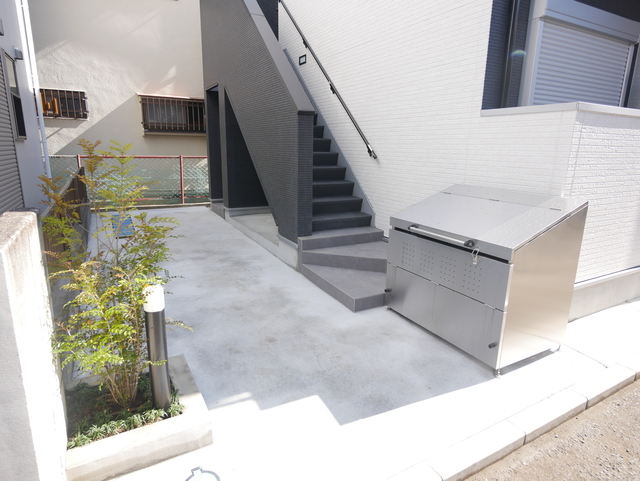 ガーデンオアシス共用設備
