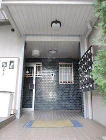 本蓮沼駅 徒歩29分エントランス