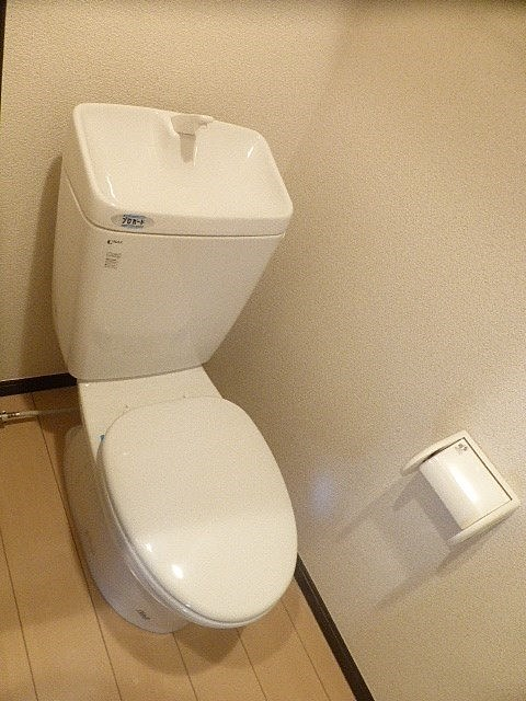SKコーポ東村山トイレ