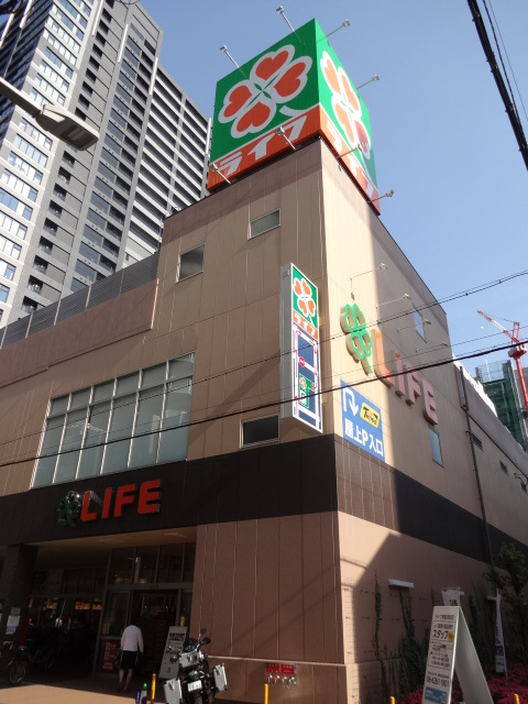 ライフ堺筋本町店