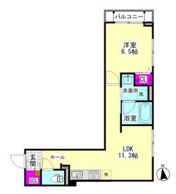M Style 羽田 203号室