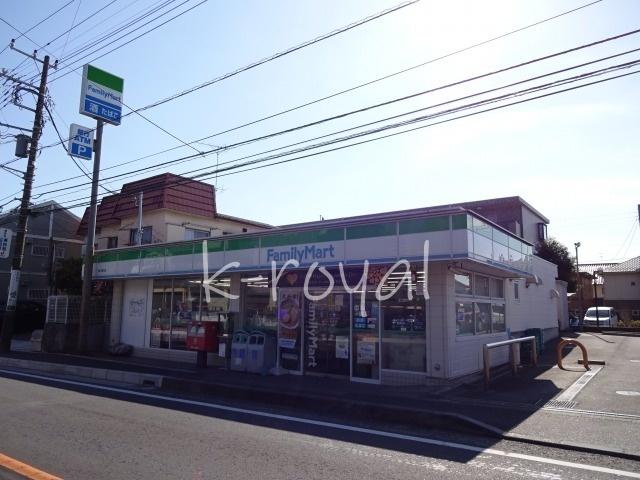 ハイツコスモ弐番館 外観