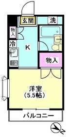 HOUSE・K 203号室