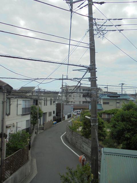 堀井ハイツ景色