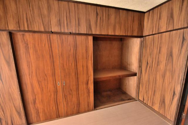 大蓮南2-15-9 貸家 もちろん収納スペースも確保。いたれりつくせりのお部屋です。