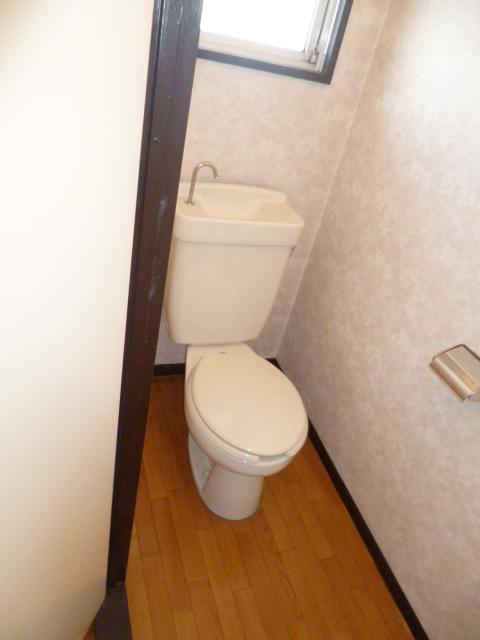 西高島平駅 徒歩10分トイレ