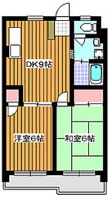 東武練馬駅 徒歩20分2階Fの間取り画像