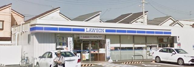 ローソン和泉上町店