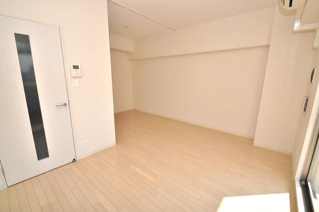 トリニティ東野 ゆとりのあるベッドルームで快適な睡眠をとってくださいね。