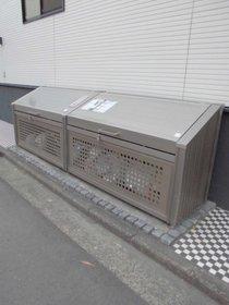 高田駅 徒歩25分共用設備