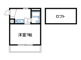 ビューパレス湘南伊勢原Ⅰ2階Fの間取り画像