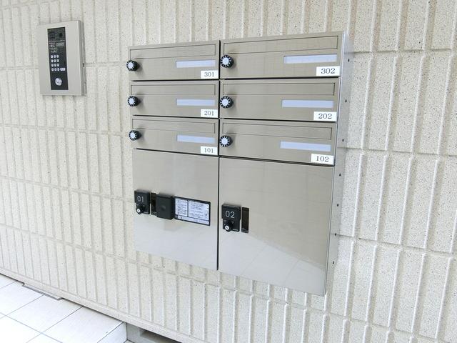 立川駅 徒歩20分共用設備