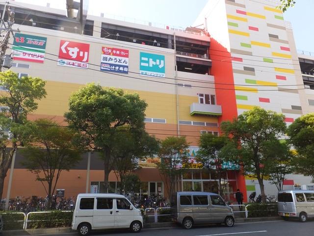 スカイコート品川パークサイドⅢ[周辺施設]ショッピングセンター