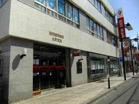 西京信用金庫 北町支店