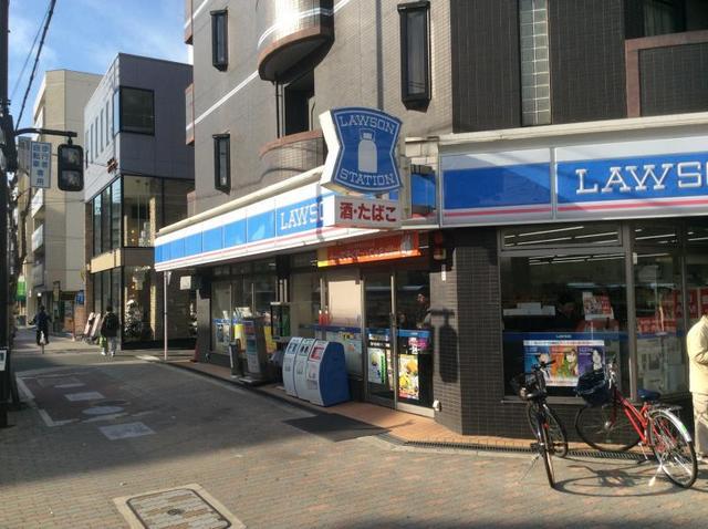 ローソン友渕町2丁目店