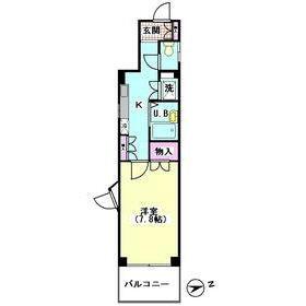 羽田ツインコート 101号室