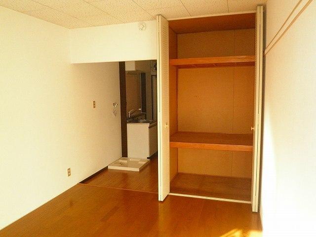 サトウハイツ居室