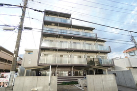 登戸駅 徒歩8分の外観画像