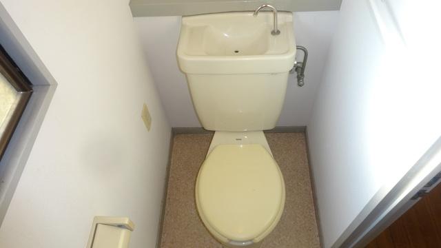 コゼットマンショントイレ