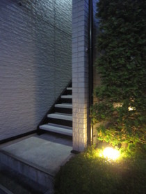 Brunnen・Motosumiyoshiエントランス