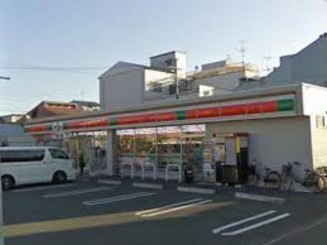 サンクス大阪田島5丁目店