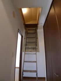 テールハウス 202号室