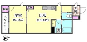 仲六郷2丁目シャーメゾン 208号室
