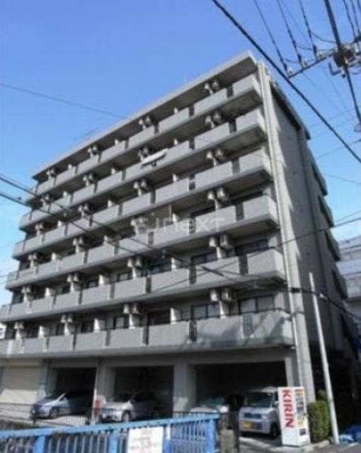 グリフィン横浜・保土ヶ谷駅前の外観画像