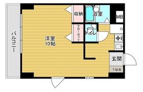 シルクハイム2階Fの間取り画像