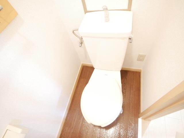 フォンテーヌシャトレⅠトイレ