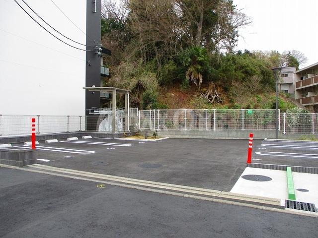 ロックスクロカワ(LOC'S KUROKAWA)駐車場