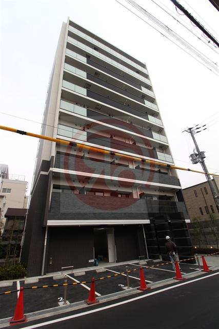 大阪市阿倍野区昭和町3丁目の賃貸マンションの外観