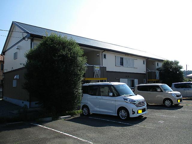 エスポワール鎌倉の外観外観