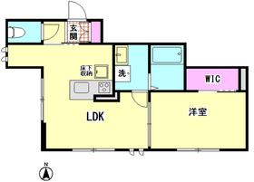 ミーヴェ新蒲田 101号室